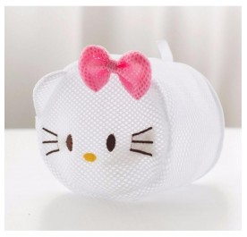 OSUKI Cartoon Laundry Washing Protection Bag (Hello Kitty)