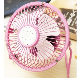 OSUKI Portable Electric USB Mini Fan (Peach Fruit)