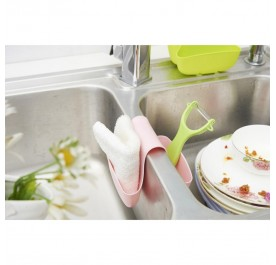 OSUKI Water Sink Hanging Rack (Pink)