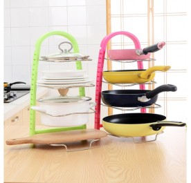 OSUKI Kitchen Storage Rack (Pink)