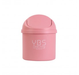 OSUKI Multi-purpose Creative Mini Desktop Bin (Pink)
