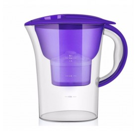 OSUKI Japan Quality 2.5L Household Kitchen Water Purifier Net Kettle (Purple)