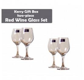 OSUKI Japan Quality Double Wine Glass (x2)
