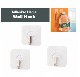 OSUKI Adhesive Home Wall Hook (X3)