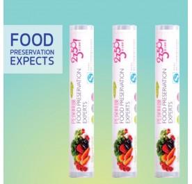 OSUKI Food Preservation Plastic Wrapper (X3)