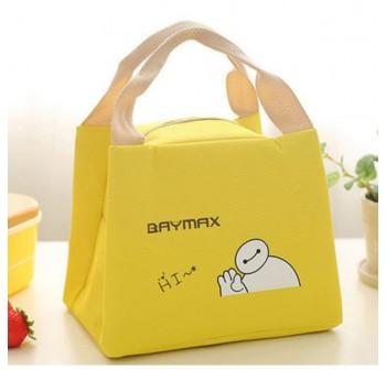 OSUKi Baymax Colourful Lunch Bag (Yellow)