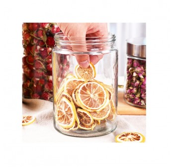 OSUKI 800ml Food Container Glass Jar Sealed With Lid