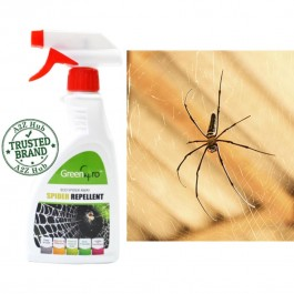 GREEN3PRO Eco Spider Repellent 500ml