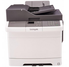 LEXMARK CX310dn Color All-In One Laser Printer with Scan, Copy, Network Ready, Duplex Printing and Professional
