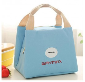 OSUKi Baymax Colourful Lunch Bag (Blue)