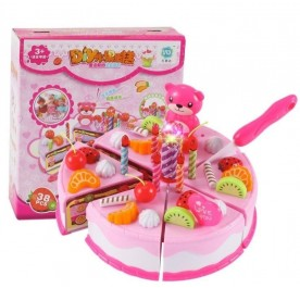 OSUKI Toys Creative Fruit Cake Deco