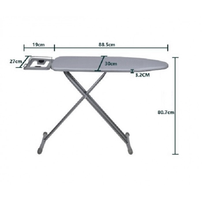 Full Size Ironing Board With Cover