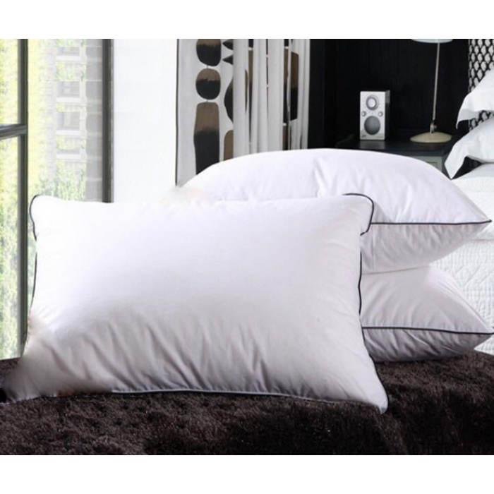Osuki 2pcs Five Star Hotel Bedding Cotton Pillow