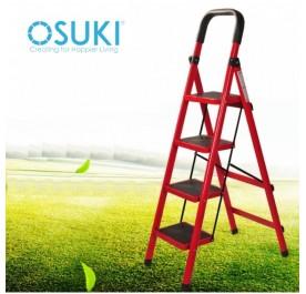 OSUKI Multifunction Folding Ladder (Height 145cm)