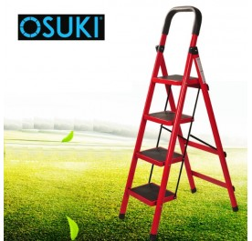OSUKI Multifunction Folding Ladder (Height 145cm)
