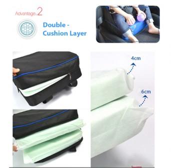 OSUKI Baby Safety Car Seat Portable (Blue)