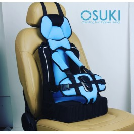 OSUKI Baby Safety Car Seat Portable (Blue)