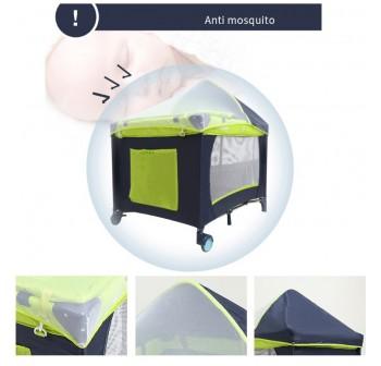 OSUKI Baby Cot Playpen 5 in 1 (Free Mosquito Net)