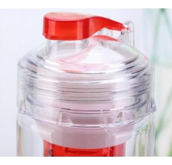 OSUKI BPA Free 700ml Tritan Bottle Kettle (Yellow)