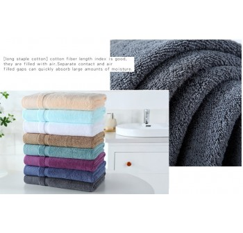 OSUKI Big Bath Towel 100% Cotton (3 in 1)
