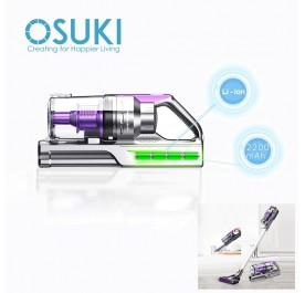 OSUKI Battery Li-ion Cordless Wireless Vacuum Cleaner
