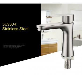 OSUKI 304 Stainless Steel Basin Tap Classic
