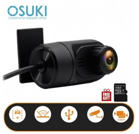 OSUKI HD Car Camera USB (FREE 32GB Memory Card)
