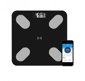 OSUKI Weight Scale Digital Body Fat Android/iOS (FREE Battery)