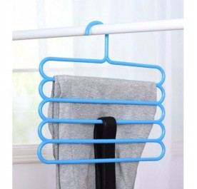 OSUKI 5 Layer Clothes Hanger (Blue)