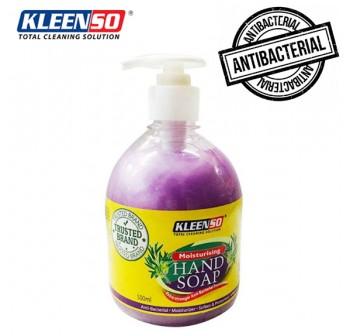 KLEENSO Hand Soap Moisturising Lavender 500ml