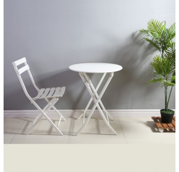 OSUKI Outdoor Garden Table and Chair Set (3 in 1)