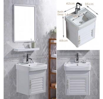 OSUKI Bathroom Basin Cabinet Set