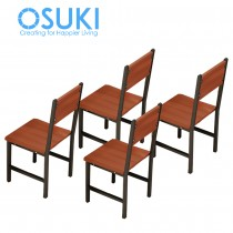 OSUKI Home Dining Chair Set 4pcs AD75