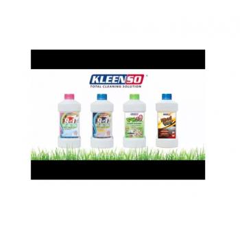 KLEENSO 9 in 1 Anti-Bacterial Tea Tree Oil Floor Cleaner 900G (Pink)