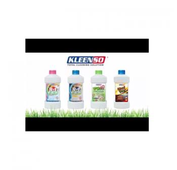 2 x KLEENSO 9 in 1 Anti-Bacterial Tea Tree Oil Floor Cleaner 900G (Pink)