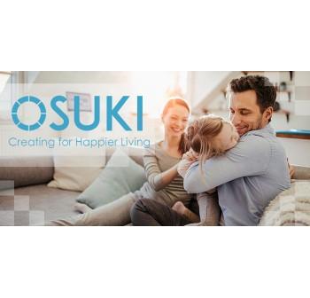 OSUKI 3-Layer Filter Face Mask (Family Pack 5pcs)