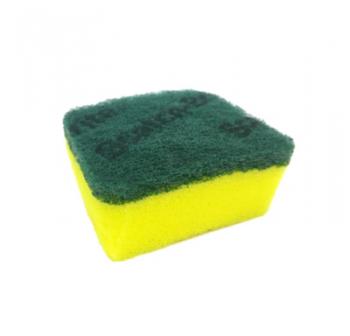 3M Scotch Brite Scouring Sponge (4pcs/pack)