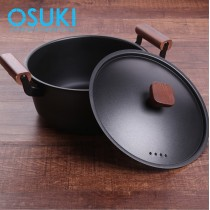 OSUKI Classic Iron Cooking Pot 24cm