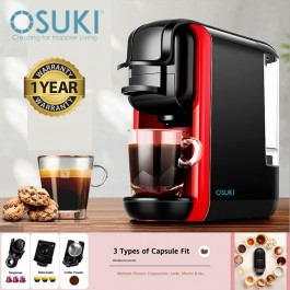 OSUKI Household Coffee Machine (3 in 1)