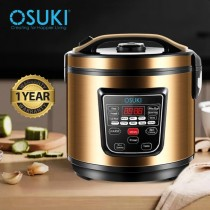 OSUKI Smart Rice Cooker 3L (2 in 1)