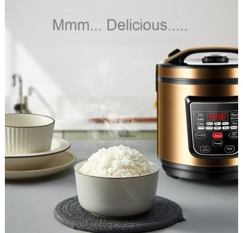OSUKI Smart Rice Cooker 3L (2 in 1)