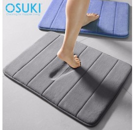 OSUKI Floor Mat Carpet Anti Slip 60 x 40cm
