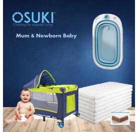 OSUKI Newborn Baby Set A4