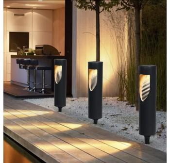 OSUKI Solar LED Lamp Waterproof Outdoor Garden