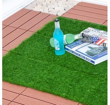 OSUKI Wood Floor Mat 30 x 30cm Synthetic