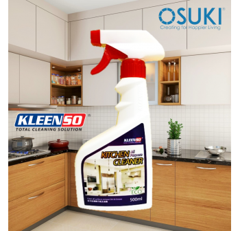 KLEENSO Kitchen Cleaner Flower Fresh All Purpose 500ML