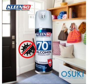 KLEENSO Aerosol Disinfectant Spray 450ML