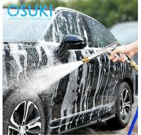OSUKI High Pressure Car Wash Gun Spray 4 in 1 (FREE Foam Pot)