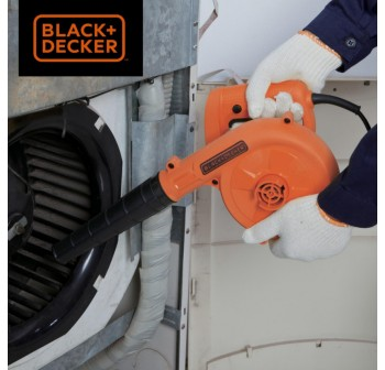 BLACK & DECKER Blower Variable Speed 600W (BDB600-B1)