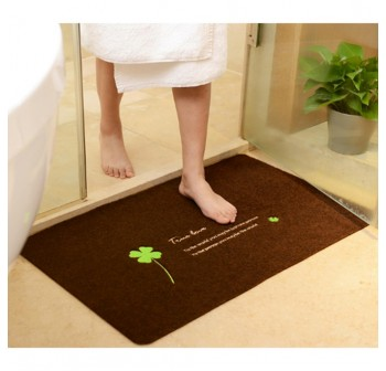 OSUKI Anti Slip Carpet Mats 50 x 80cm (Coffee Red)